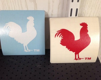 Rooster Decal