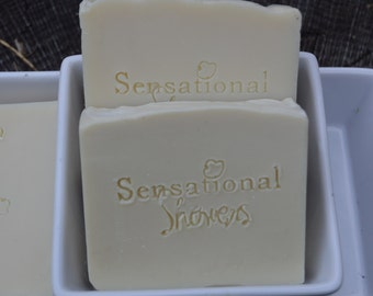 Castile Body and Hair Soap Bar