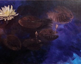 Prints and Cards - Lily Pad Pond