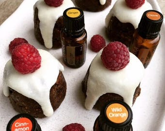 Christmas Recipe eBook Cooking with Essential Oils