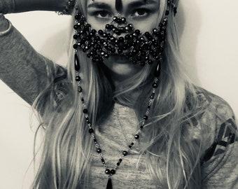 Coachella / Burning Man / Boudoir mask