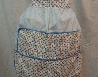 Handmade Vintage Apron from the 1960's