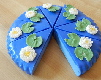 Water Lily Soap