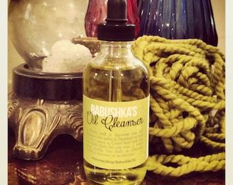 Dry Skin - Babushka's Oil Cleanser - 2.1 oz