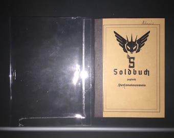 Custom Adagio Dazzle Shadowbolts Soldbuch