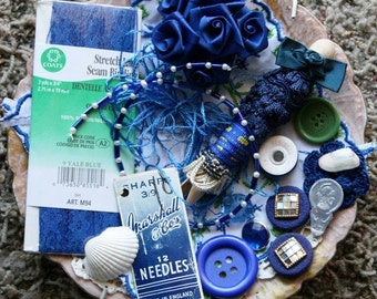 Something Blue ---- Inspiration Kit