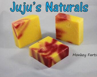 Monkey Farts - Handmade Soap