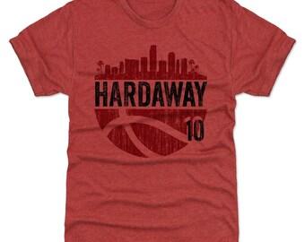 Tim Hardaway Shirt | Miami Throwbacks | Men's Premium T-Shirt | Tim Hardaway Skyball R