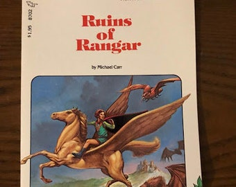 Ruins of Rangar: A Fantasy Forest Book #2