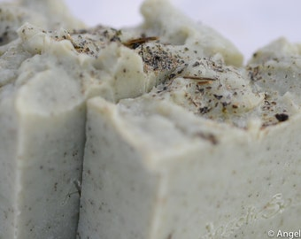 Kapha Herbal Ayurvedic High Performance Cleanser for Oily or Combination Skin - Handcrafted Organic Artisan Soap Essential Oils