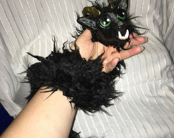 Black Demon Spirit