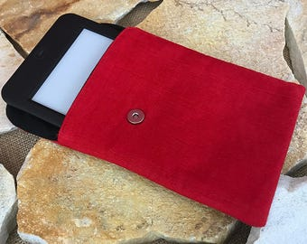 e-reader case, pocket for e-reader