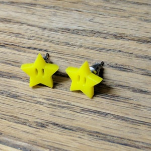 Starman earrings