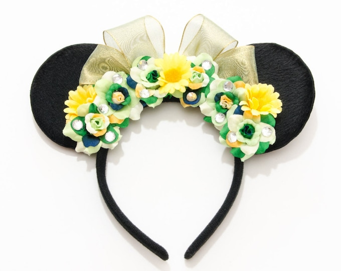 Princess Tiana Mouse Ears Headband