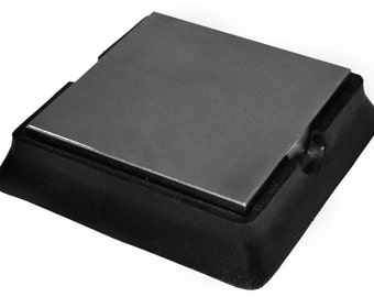 Large 4 Inch Rubber And Steel Bench Block SALE