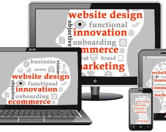Integral design of Web site, Wordpress innovation
