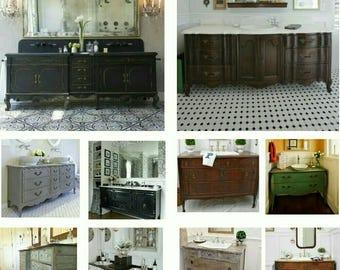 Popular Items For Dresser Sink Vanity