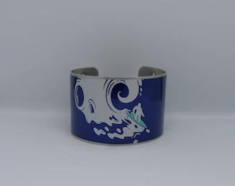 Coast Wave Cuff Bracelet