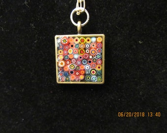 Millefiori Necklace