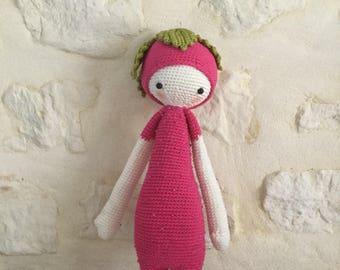 Erna doll Strawberry Lalylala