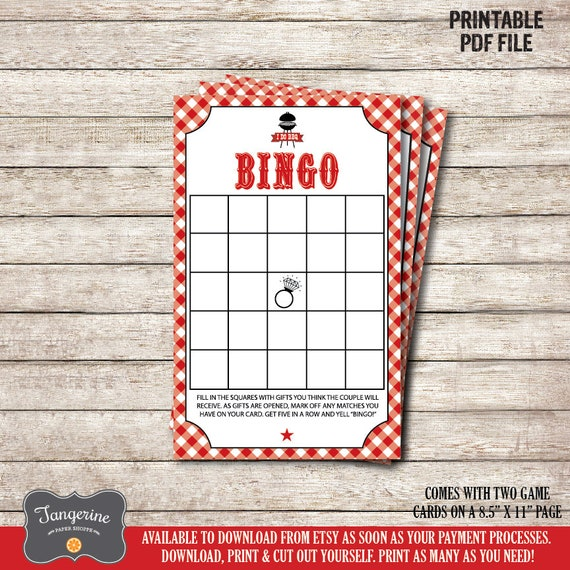 Bridal bingo i do bbq bingo printable bridal shower games solutioingenieria