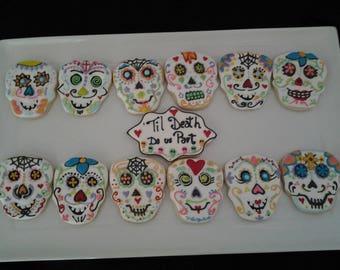 Til' Death Do Us Part Cookies