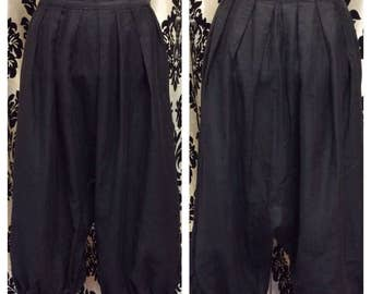 Victorian Petticoat Breeches with Button Sides