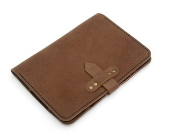 Kindle paperwhite123 voyage layer of leather protective sleeve Handmade Leather Flip