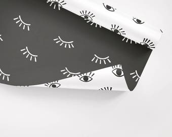 5x Wrapping Paper / Eyes