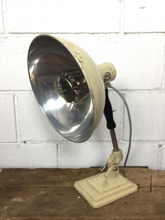 1950's PIFCO Medical Desk Lamp