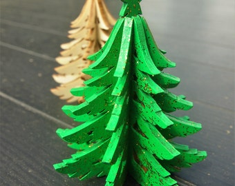 CHRISTMAS TREES out of plywood