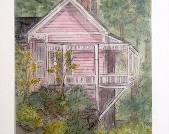 Rosanna  Cottage Eureka Springs