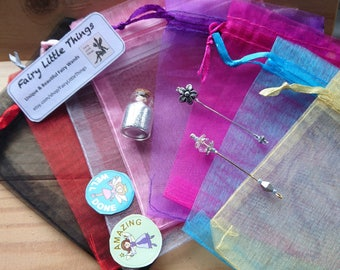 Fairy Wand Party Bags & Favours