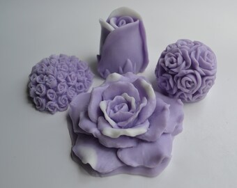 FLOWER SET Soap