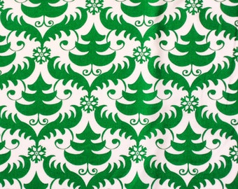 Holiday Damask by Michael Miller, 1/2 Yard