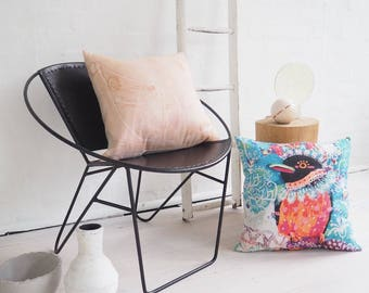 Santara tropical bird cushion