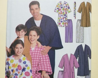 Simplicity Child and Adult Pattern Sizes XS-XL  #9834