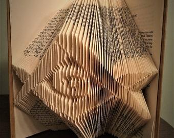 Square and Compass Masonic Book Folding