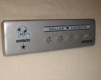 Dallas Cowboy's' key rack