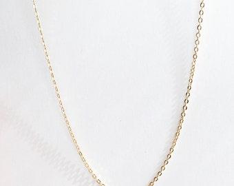 Necklace chain, Jewelry Supply, Craft Supplies, Mignon and Mignon Supply CHN-G