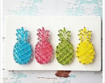 4 Little Pineapples