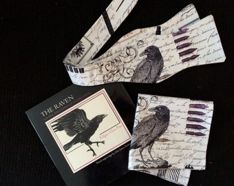 Edgar Allan Poe/Raven Bow Tie
