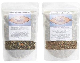Newport Skinny tea Weight Loss Tea - Herbal Tea - Detox Tea - Organic Tea - Loose Leaf Tea - Loose Tea - Slimming Tea - Diet Tea – Oolong