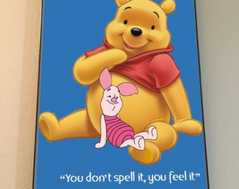 Winnie the Pooh: How Do You Spell Love?