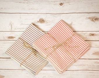 Farmhouse Table Napkins