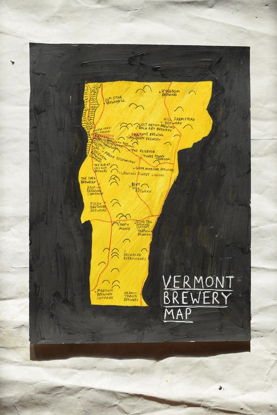 Vermont beer map gumiabroncs Gallery
