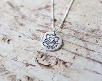 Ganesha Necklace, Ganesh Pendant, Ganesha Pendant, Boho Necklace, Tibetan Necklace, Ganesh Necklace, Bohemian Jewelry, Elephant Necklace
