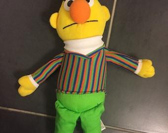 Sesame Street burt plush doll