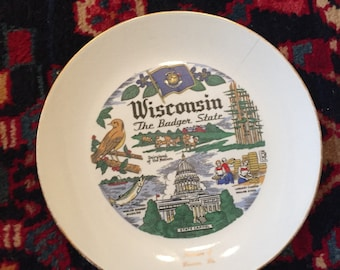 Wisconsin State Plate