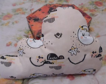 Small toy or decoration cushion